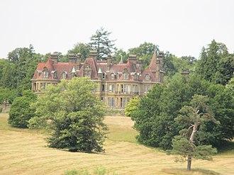 Wykehurst Place - The south face of Wykehurst Park