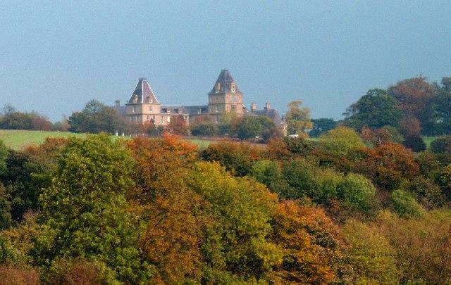 Wynnstay Hall - geograph.org.uk - 70973