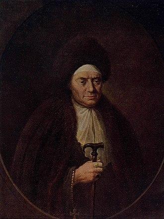 Xenia Shestova - Portrait of Sister Marta, whose birth name was Xenia Shestova