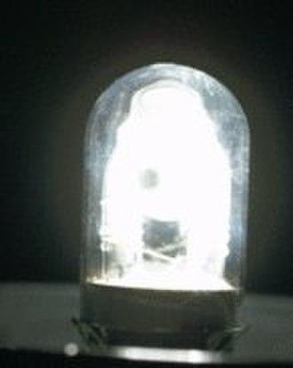 Flashtube - Image: Xenon flash