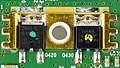 Xerox ColorQube 8570 - PCB Wave Amp - Infineon 2N0615 and International Rectifier FR5305-91547.jpg