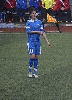 Yağmur Uraz Turkish footballer