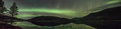 Ytterlangvatna , Husbysjøen,Rissa,Norway.jpg