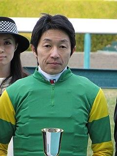 Yutaka Take Japanese jockey
