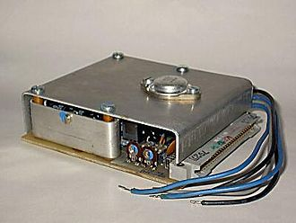 Robotron Z1013 - The power supply module Z 1013.40