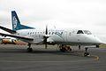 ZK-FXB Saab SB.340 Air New Zealand Link (8392035418).jpg