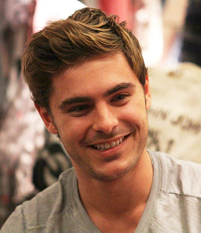 File:Zac Efron 5, 2012.jpg - Wikimedia Commons