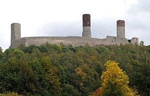 Chęciny - Chęciny Castle