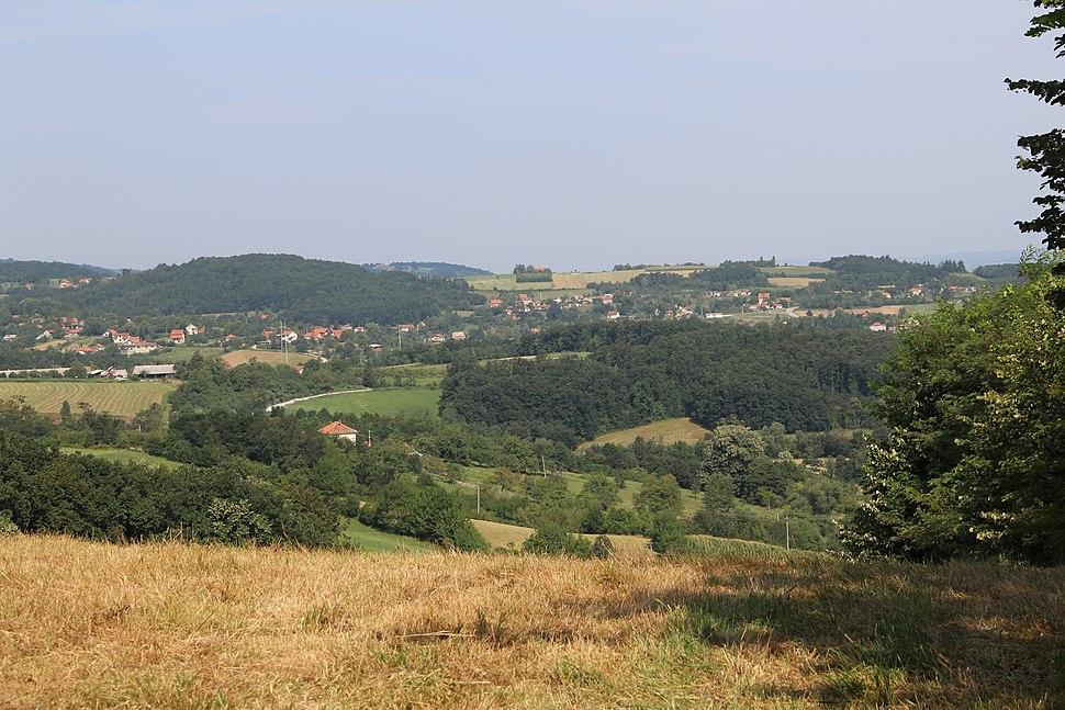 Zarube - opština Valjevo - zapadna Srbija - panorama 18