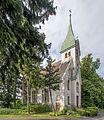 Zentralfriedhof Wien, Evangelische Kirche 2.jpg
