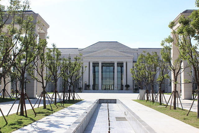640px-Zhejiang_Ocean_University_Changzhi_Island_Campus_Main_Library.JPG (640×427)