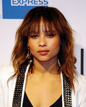 Zoë Kravitz - Kravitz at the Tribeca Film Festival in 2011