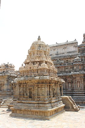 """Architecture of World Heritage Monument Airavatesvara Temple"".JPG"