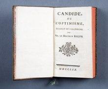 Candide oder der Optimismus – Wikipedia
