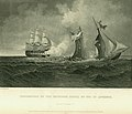 """""""Destruction of the Privateer Petrel by the St. Lawrence."""".jpg"""