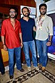 'Bol Bachchan' team on the sets of Taarak Mehta Ka Ooltah Chashmah 02 Ajay Devgn, Rohit Shetty, Abhishek Bachchan.jpg