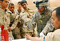 'Maintain' Battalion hosts Iraq's first field medical badge competition 110502-A-CE832-151.jpg