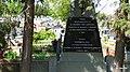 , Nakło nad Notecią cmentarz przy ulicy Bohaterów - Pamięci spoczywających tu 194 żołnierzy Armii Czerwonej . Poległych w walkach z Niemcami w Nakle nad Notecią i okolicy w 1945 - panoramio.jpg