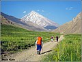 "^75 ""Hooman"" goes to Damavand peak, Iran نفر آخری حدود 60 سال داشت - panoramio.jpg"