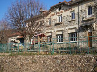 Serres-sur-Arget Commune in Occitanie, France