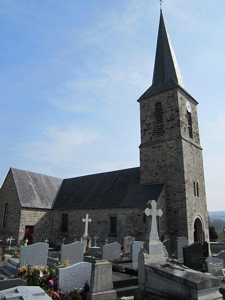 Église Notre-Dame-de-l'Assomption, Le Mesnil-Gilbert