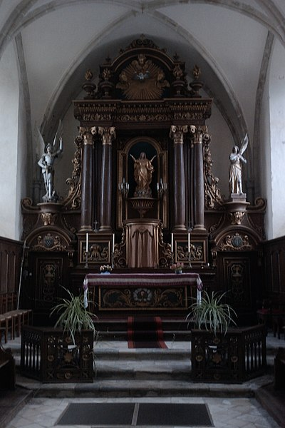 Église Notre-Dame d'Orglandes