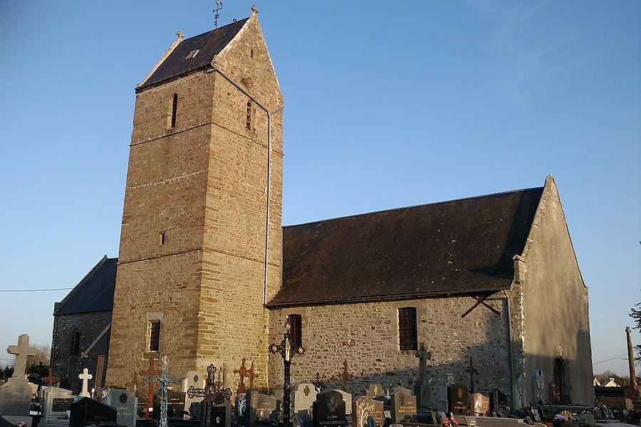 Église Notre-Dame de fr:La Bloutière