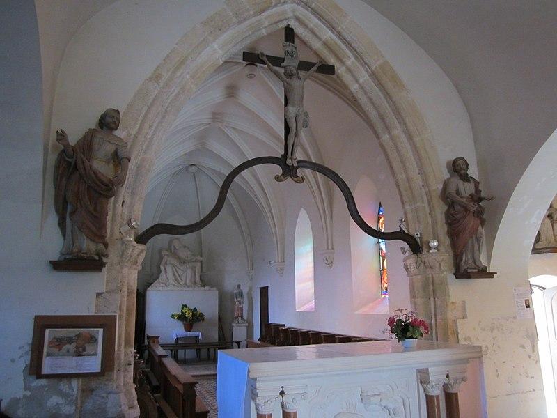 église Saint-Pierre de fr:Camprond