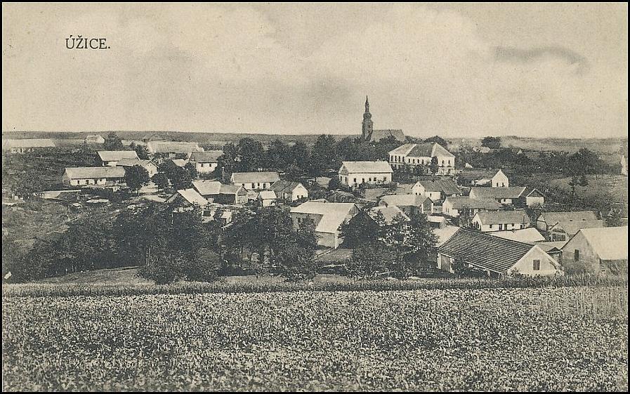 Úžice 1930
