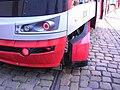 Škoda 15T, kryt podvozku.jpg