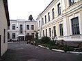 Будинок лікарні, архіву канцелярії Вигляд з двору.JPG