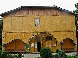 Vyzhnytsia - Woodcraft school in Vyzhnytsia
