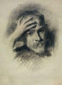 Автопортрет 1904-1905 гг.