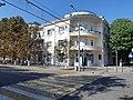 Дом, в котором жил один из руководителей революционной молодежи Майкопа С.Г. Саркисов. ул. Краснооктябрьская 15.jpg