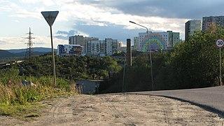 Snezhnogorsk, Murmansk Oblast Town in Murmansk Oblast, Russia