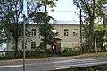 Дом доходный А. А. Волоцкого (Ким-Ю-Чена улица, 7 литер Б, торец).JPG