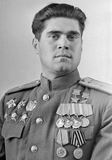 Ivan Stepanenko Soviet aviator