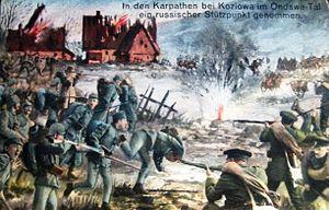 Картинки по запросу Бій  Українських  Січових  Стрільців  з  російськими  військами  на  горі  Маківці