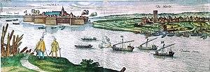 Serbs of Slovakia - Image: Коморанске шајке 1597