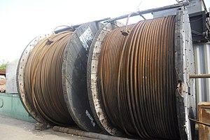 Coiled tubing - Coiled tubing reels