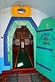 Михайлівська церква (дер.) Вхід (оригінальні двері) Дашів (смт).JPG