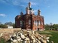Монастырь Сезеновский Иоанно-Казанский женский . Троицкий храм.JPG