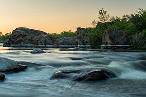 Національний природний парк «Бузький Гард» - річні пороги.jpg
