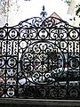 Ограда городской усадьбы (фрагмент) 4.JPG