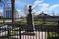 Очаків, Пам'ятник на могилі мариніста Судковського Р. Г.jpg
