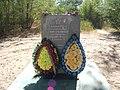 Пам'ятний знак на місці знаходження партизанського загону Гірського і Ладичука 01.jpg