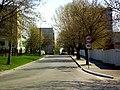 Пачатак вул. Інтэрнацыянальнай - panoramio.jpg