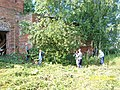 Первые работы по консервации Вознесенского храма в Дубёнках (5).jpg