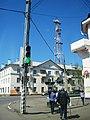 Перекрёсток улиц Литейной и Карла Маркса (Клин).jpg