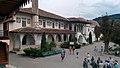 Рогожкин. Ханский дворец, двор. Бахчисарай.jpg